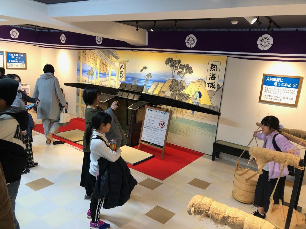 img 5497 - Castelo de Atami permite muita interatividade ao visitante