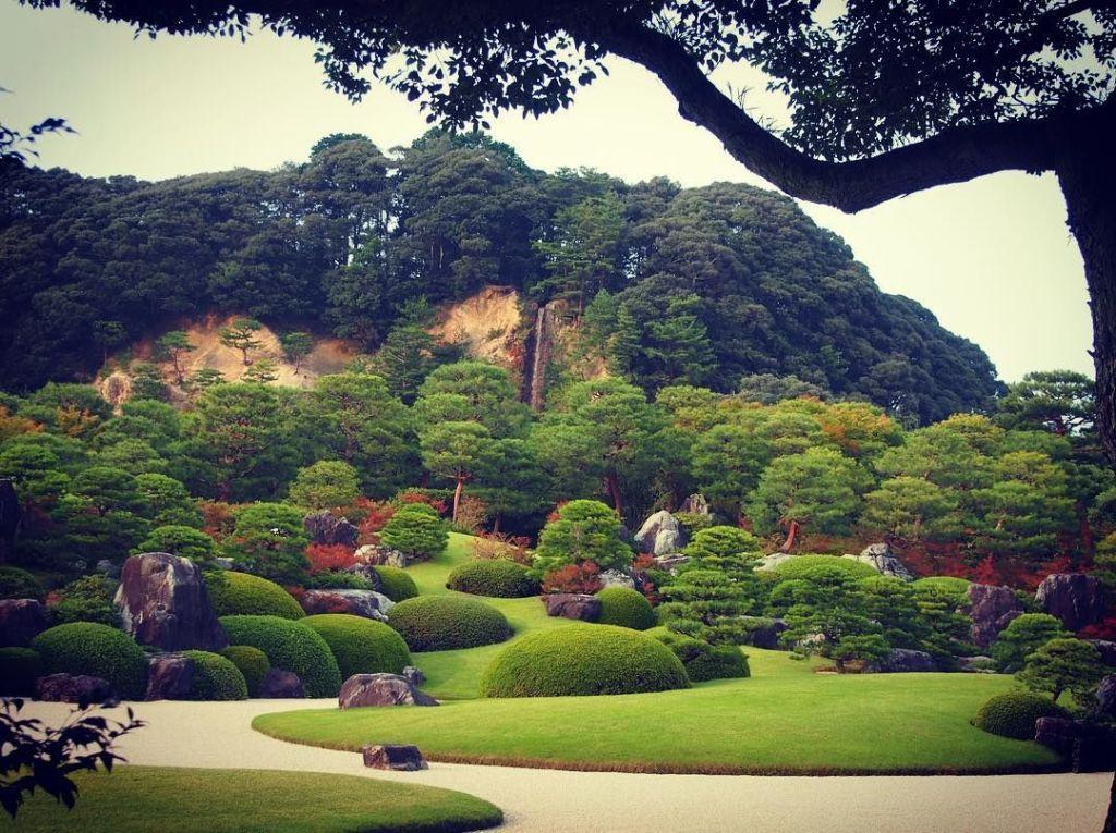 jardimadachi - Jardim em Shimane é classificado o melhor no Japão