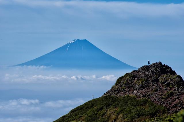 montefuji 2 - Mt. Fuji planeja cobrança de taxa obrigatória aos alpinistas