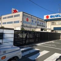 Fábricas da Suzuki no Japão vão parar por 3 dias