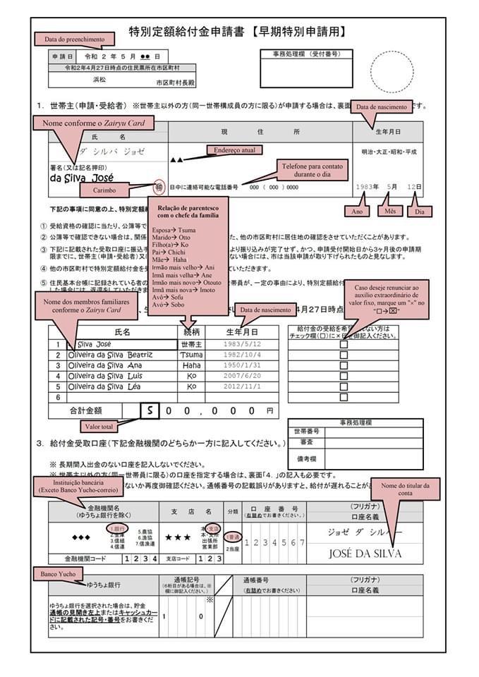 img 0031 - Hamamatsu e Kakegawa antecipam formulários para pedido de ¥100 mil: arquivos e modelos aqui